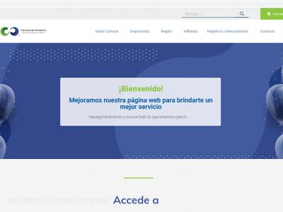 La Cámara de Comercio de Manizales por Caldas estrena sitio web